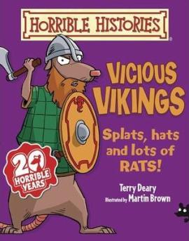 Vicious Vikings (20th Years Anniversary) - фото книги