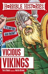 Книга Vicious Vikings