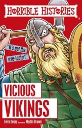 Vicious Vikings - фото обкладинки книги