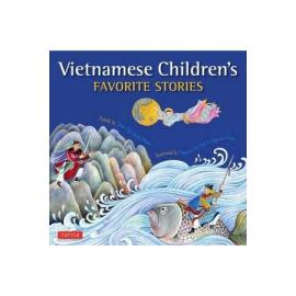 Vietnamese Children's Favorite Stories - фото книги