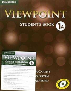 Viewpoint Level 1 Student's Book A - фото книги