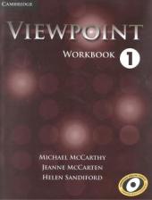 Viewpoint Level 1 Workbook - фото обкладинки книги