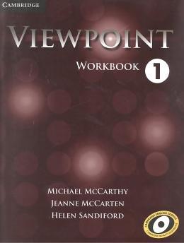 Viewpoint Level 1 Workbook - фото книги