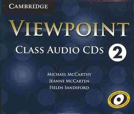 Viewpoint Level 2 Class Audio CDs (4) - фото книги