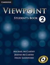 Viewpoint Level 2 Student's Book - фото обкладинки книги
