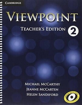 Viewpoint Level 2 Teacher's Edition with Assessment Audio CD/CD-ROM - фото книги