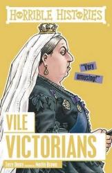 Vile Victorians - фото обкладинки книги