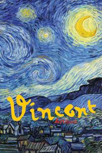 Книга Вінсент Ван Гог