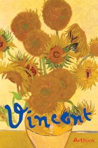 Вінсент Ван Гог. Соняшники - фото книги