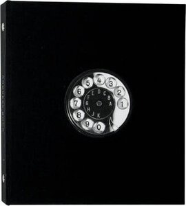 Vintage Telephone Desk Address Book - фото книги