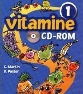 Vitamine 1. CD audio - фото обкладинки книги