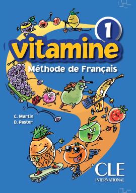 Vitamine 1. Livre de L'eleve - фото книги