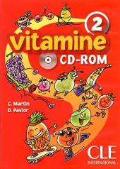 Vitamine 2. CD audio - фото обкладинки книги