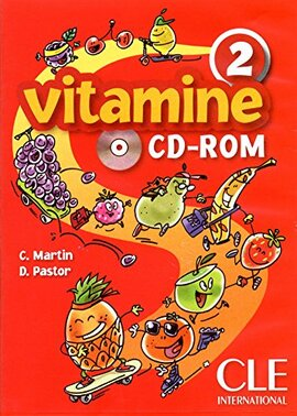 Vitamine 2. CD audio - фото книги
