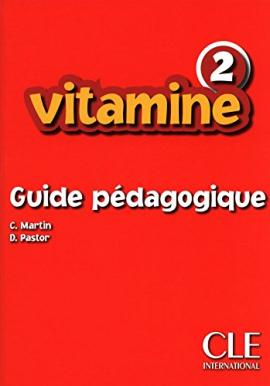 Vitamine 2. Guide pedagogique - фото книги