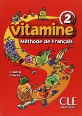 Vitamine 2. Livre de L'eleve - фото обкладинки книги