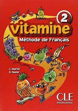 Vitamine 2. Livre de L'eleve - фото книги