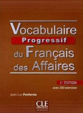 Vocabulaire progressif du francais des affaires 2eme edition : Corriges - фото обкладинки книги
