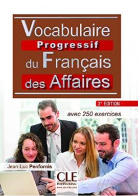 Vocabulaire progressif du francais des affaires 2eme edition : Livre + CD - фото книги