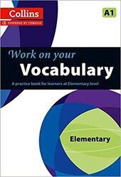 Vocabulary: A Practice Book for Learners at Elementary Level, Книга 2 - фото обкладинки книги