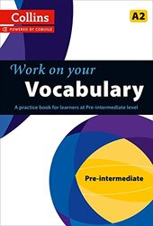 Vocabulary: A Practice Book for Learners at Pre-Intermediate Level, Книга 2 - фото обкладинки книги