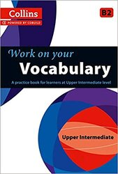 Vocabulary: A Practice Book for Learners at Upper Intermediate Level - фото обкладинки книги