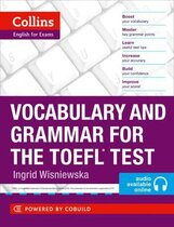 Посібник Vocabulary and Grammar for the TOEFL Test