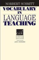 Посібник Vocabulary in Language Teaching