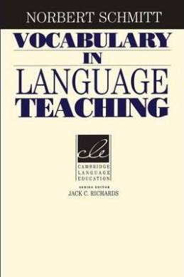 Vocabulary in Language Teaching - фото книги