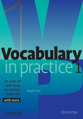 Підручник Vocabulary in Practice 1