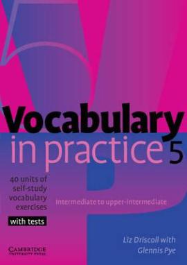 Підручник Vocabulary in Practice 5