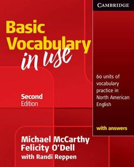 Vocabulary in Use Basic 2nd Edition. Student's Book with Answers - фото книги