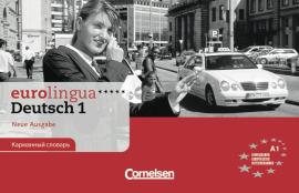Vokabeltaschenbuch, Gesamtband, Deutsch-Russisch : Einheit 1-16. Europischer Referenzrahmen: A1 - фото книги