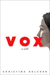 Vox - фото обкладинки книги
