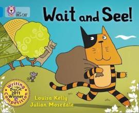 Wait and See! - фото книги