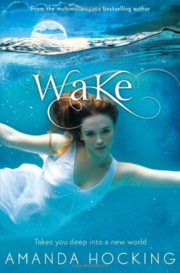Wake. Watersong Series. Book 1 - фото книги