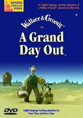 Wallace and Gromit: Grand Day Out. DVD - фото обкладинки книги