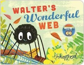 Walter's Wonderful Web - фото книги
