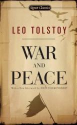 War And Peace - фото обкладинки книги