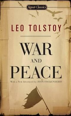 War And Peace - фото книги