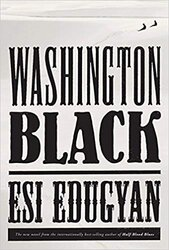 Washington Black : A novel - фото обкладинки книги