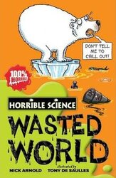 Книга Wasted World