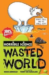 Wasted World - фото обкладинки книги