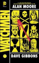 Watchmen International Edition - фото обкладинки книги
