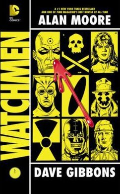 Watchmen International Edition - фото книги