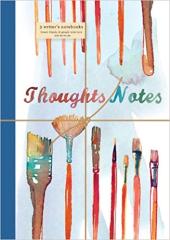 Watercolor Palette ECO Writer's Notebook - фото обкладинки книги