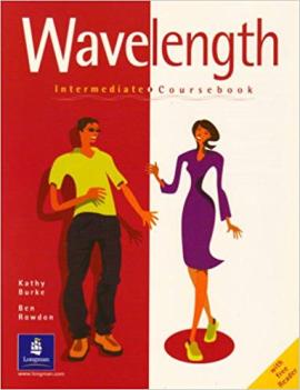 Wavelength Intermediate Course Book - фото книги