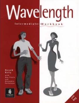Wavelength Intermediate Workbook With Key - фото книги