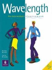 Wavelength Pre-Intermediate Course Book - фото обкладинки книги