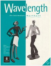 Книга Wavelength Pre-Intermediate Workbook With Key